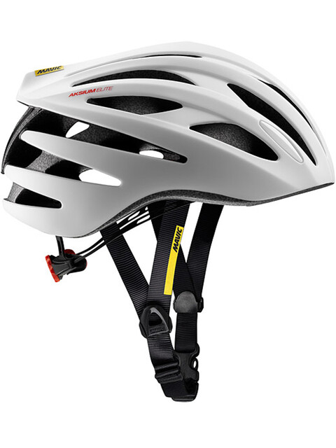 Mavic Aksium Elite Helmet White/Black